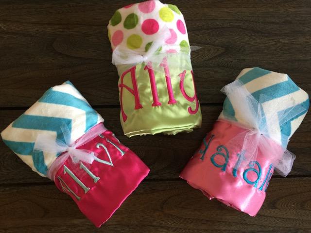 Minky Pillowcases